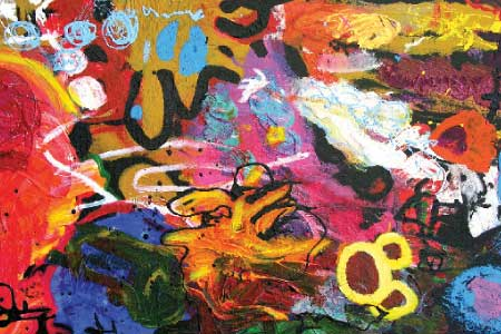 Marla Olmstead Amir BarLev39s My Kid Could Paint That Filmmaker
