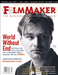 Winter 2001 COVER