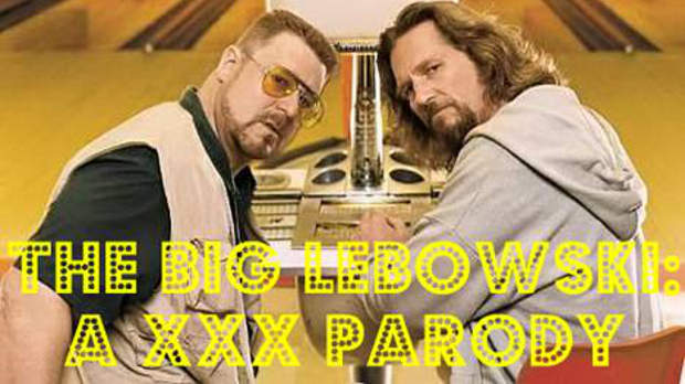 Big lebowski sex parody