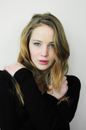 Jennifer Lawrence. Photo by Henny Garfunkel