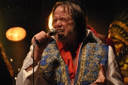 The Last Elvis (Pablo Ramos)