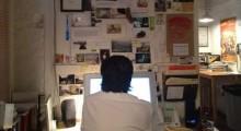 Braden-at-desk