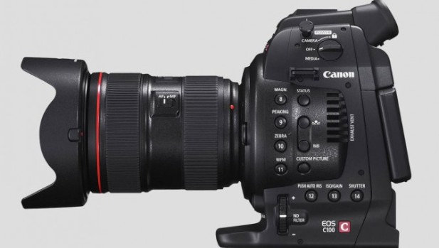 Canon C100 (2)