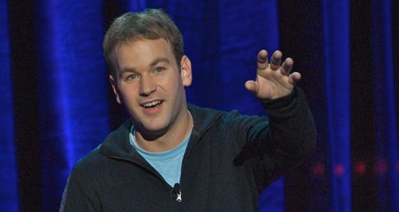 Mike Birbiglia 1-hour Comedy Special