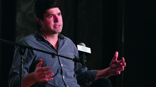 Magin Call's J.C. Chandor at Independent Film Week