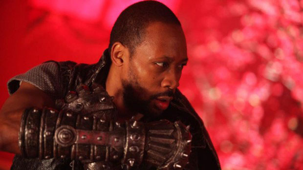 Rza man with the iron fist