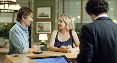 Ethan Hawke and Julie Delpy in Before Midnight. (Photo courtesy of Sony Pictures Classics)