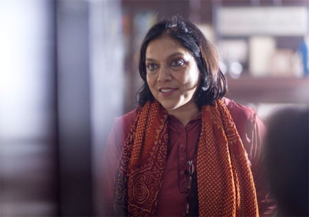 The Reluctant Fundamentalist's writer/director, Mira Nair