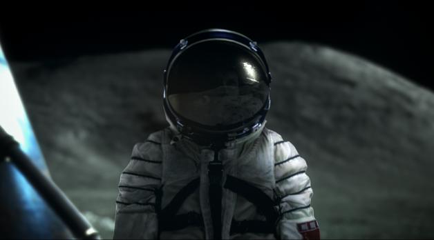5- Moon Close Shot