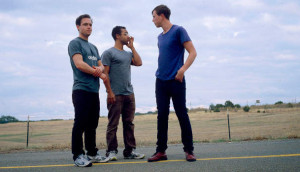 everynone (L-R Daniel Mercadante, Julius Metoyer III, Will Hoffman)