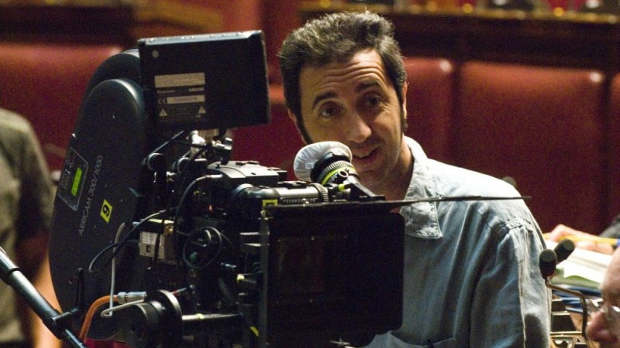 The Great Beauty writer/director Paolo Sorrentino