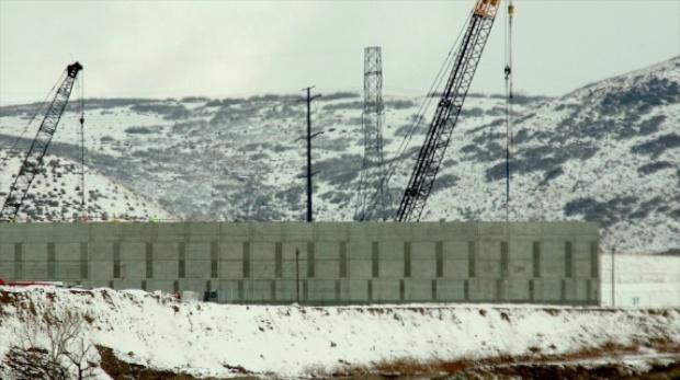 Utah NSA data storage center.
