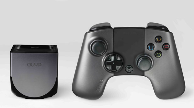 The Ouya console