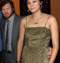 Drew DiNicola and Olivia Mori