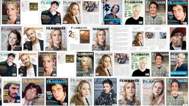 Filmmaker Cover Mosaic