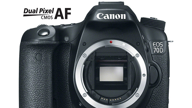 Canon Announces a New DSLR, the EOS 70D  Should We Care