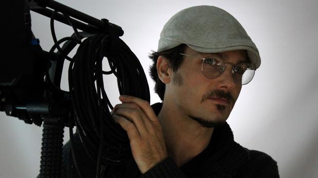 Filmmaker Jeffrey Grellman