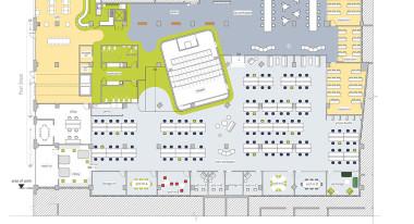 "IFP ""Made in NY"" Media Center Floor Plan"