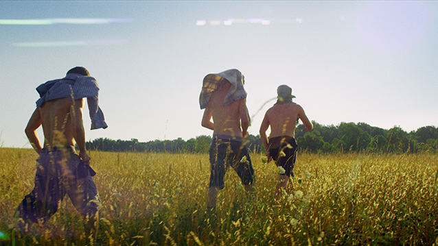 Color Grading The Kings of Summer | Filmmaker Magazine