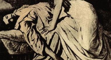 The Vampire, by Philip Burne-Jones