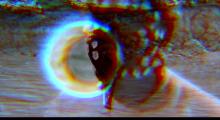 """A fluid 'still' from """"Reflektor"""""""