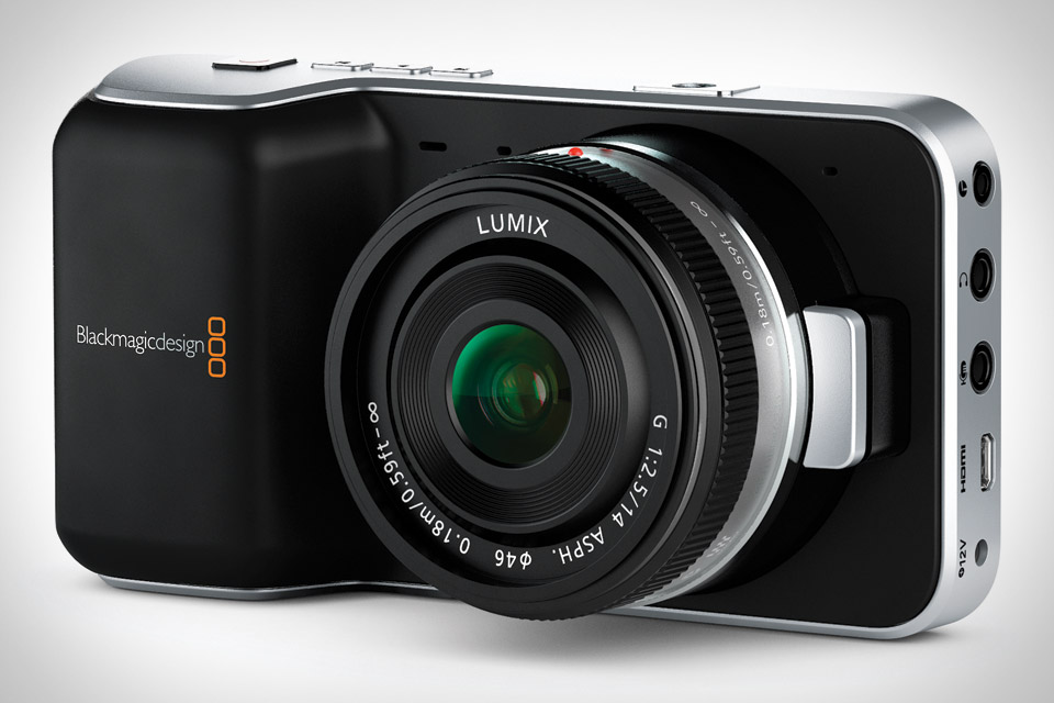 Test Footage and Drawbacks of the Blackmagic Pocket Cinema Camera ...