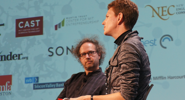 Performing Arts Panelists: Tod Machover, and Elizabeth Scott