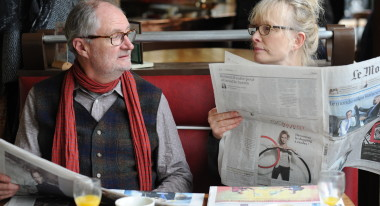 """Le Week-end:"" Jim Broadbent, Lindsay Duncan"