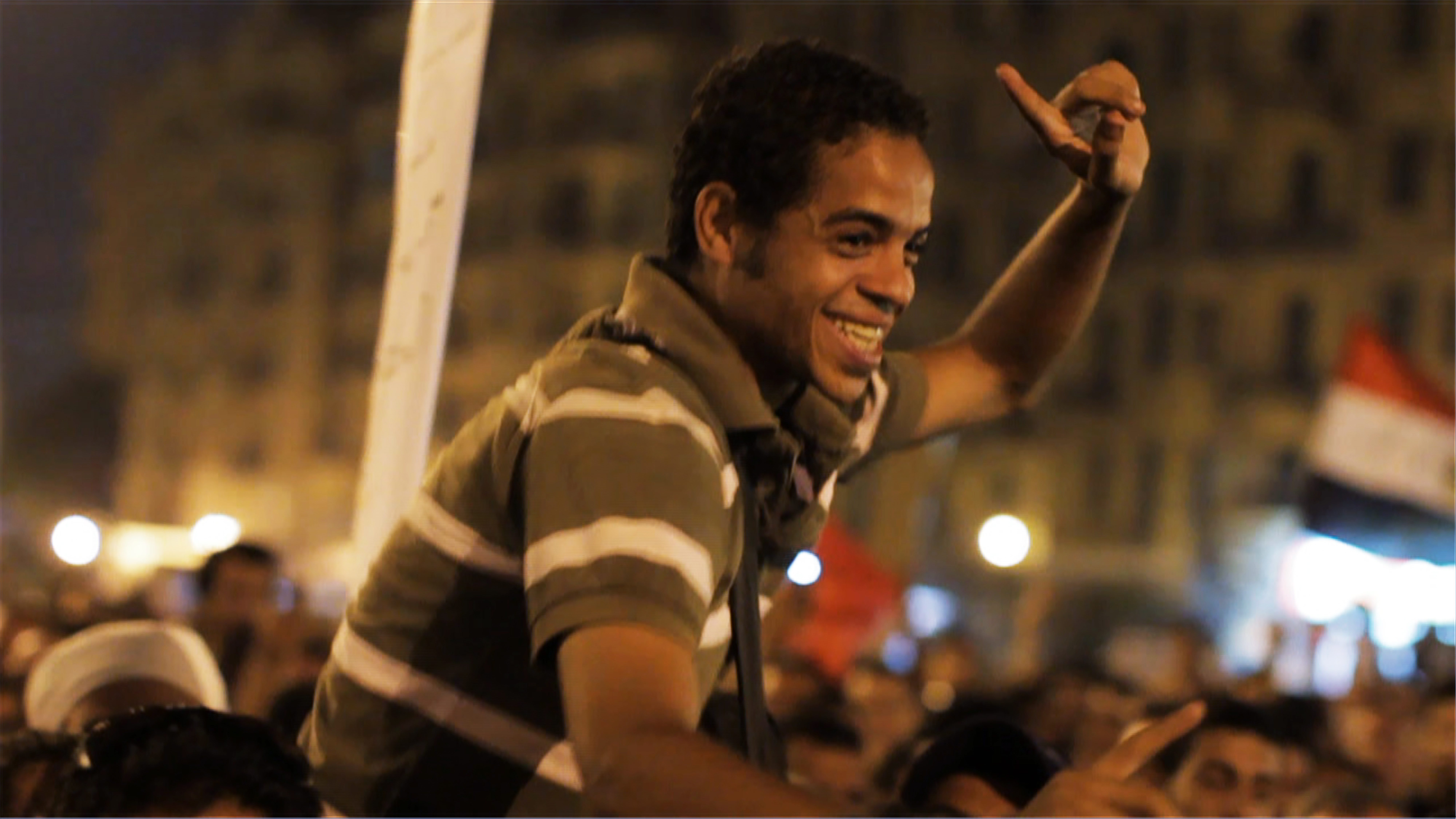 """""""The Square:"""" Ahmed Hassan"""