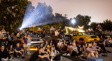 Empire Drive-In. (Photo: Tod Seelie.)