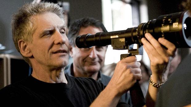دیوید کروننبرگ با پیتر سوشچکی