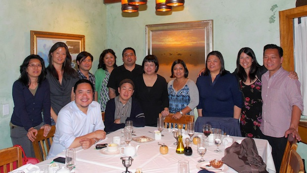 2013 CAAM Fellows and Mentors