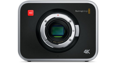 The $4,000 Blackmagic Design Production Camera 4K