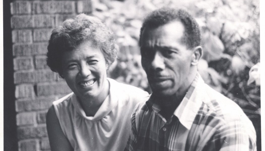 Grace Lee Boggs and Jimmy Boggs