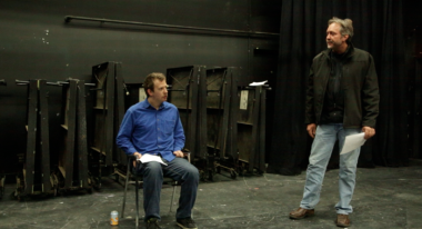 Jesse Pulitzer-Kennedy (NATE) and John Anctil (JIM)