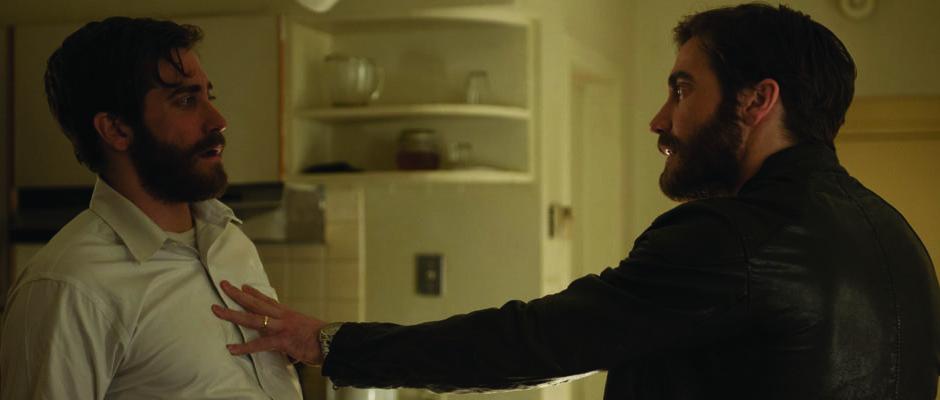 Jake Gyllenhaal and Jake Gyllenhaal in Enemy