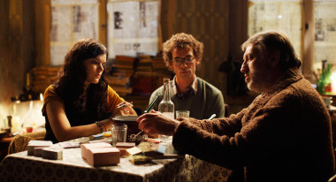 "Soko, Jeremie Lippmann, Vladimir Fridman in ""Friends From France"""