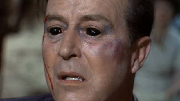 Ray Milland in X: The Man with X-Ray Eyes