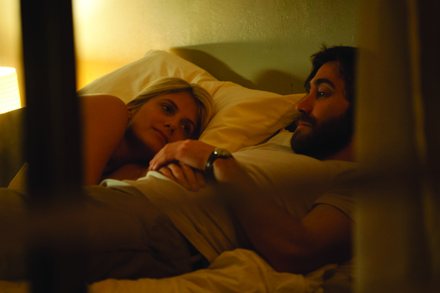 Mélanie Laurent and Jake Gyllenhaal in Enemy