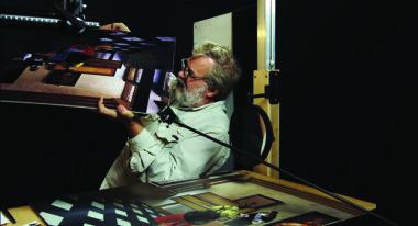 Tim Jenison in Tim's Vermeer
