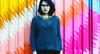 Desiree Akhavan, writer/director/star of Appropriate Behavior