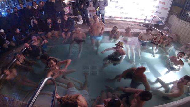 The Slamdance Hot Tub Summit
