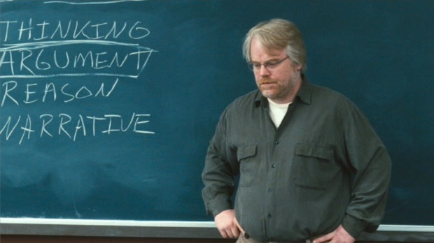 Philip Seymour Hoffman in The Savages