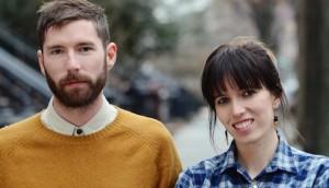 Fort Tilden writer/directors Charles Rogers and Sarah-Violet Bliss