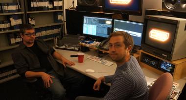 Paul Sanni (left) and Elias Mallette