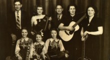 The Carter Family Border Radio
