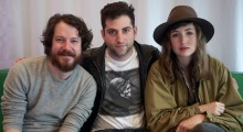 John Gallagher, Jr; Zachary Wigon; Kate Lyn Sheil