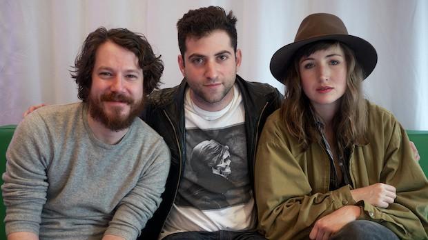 John Gallagher, Jr; Zachary Wigon; Kate Lyn Sheil