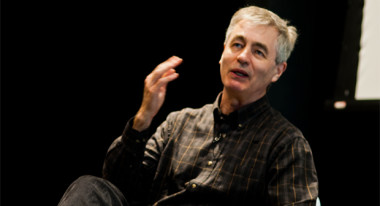Steve James (Photo by Ramya Jegatheesan)