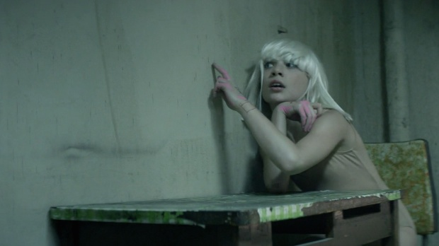 Music video chandelier by sia filmmaker magazine mozeypictures Image collections